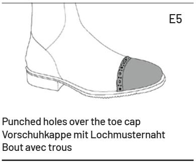 Zehenkappe-E5
