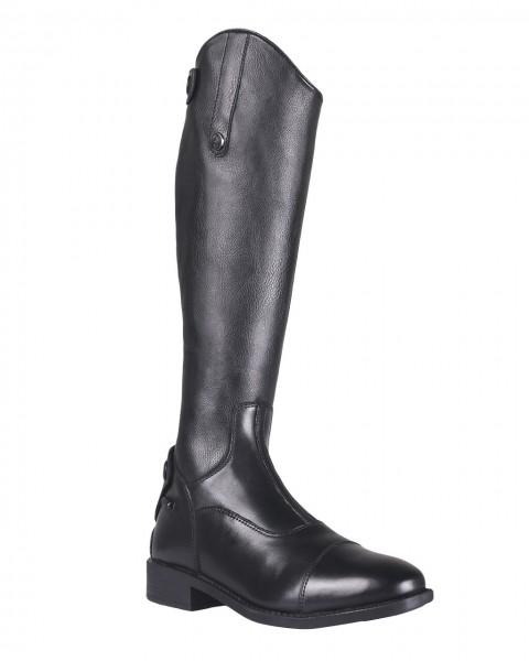 QHP leather kids riding boot Birgit