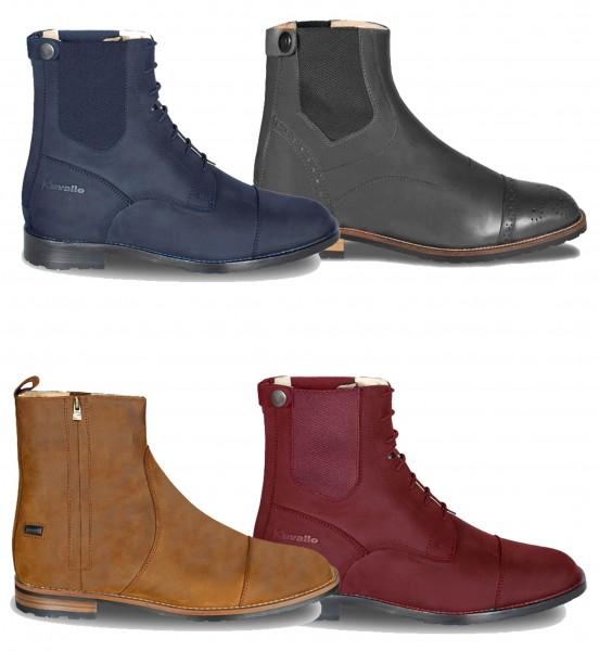 Cavallo ankle boot (configurator)