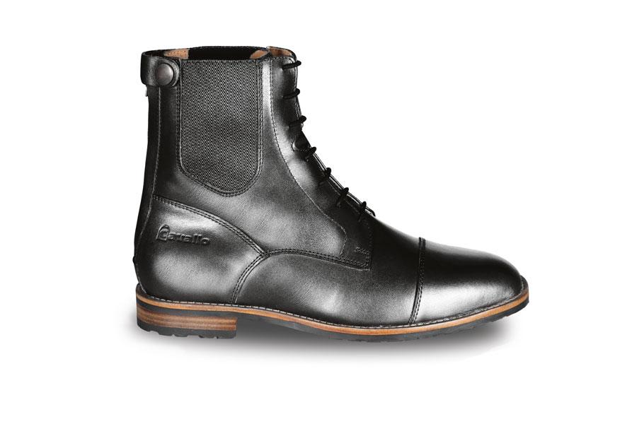 Cavallo-Paddock-Pro-softcalf-schwarz