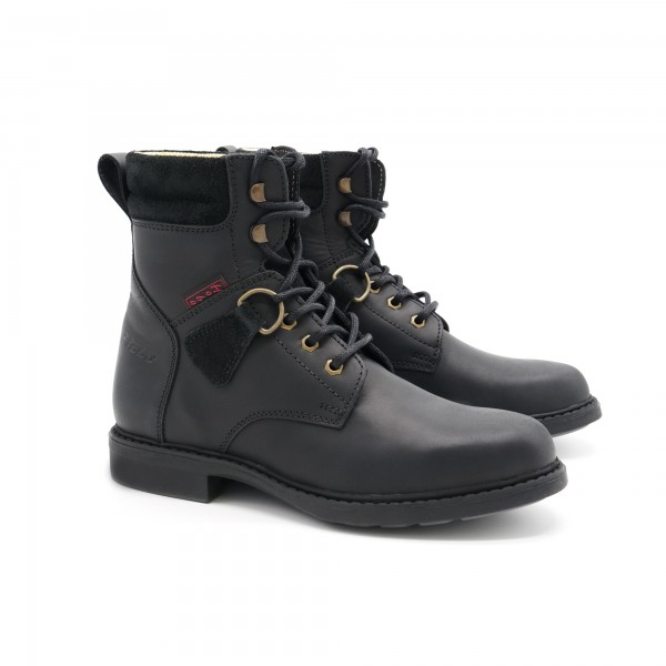 Hobo Reitstiefelette High Savanne