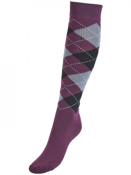 Busse Socken Comfort - Karo III