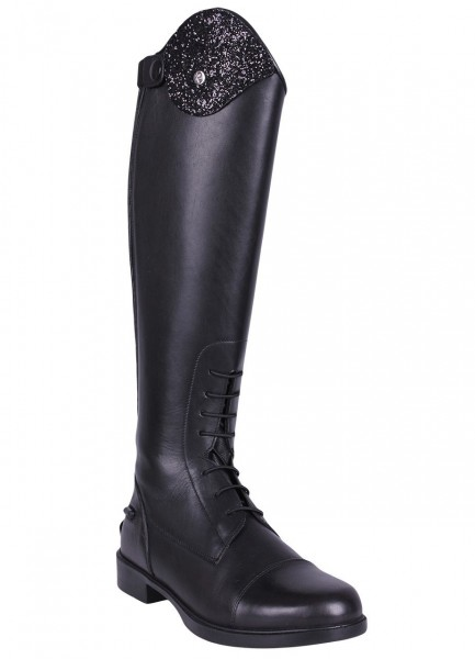 QHP leather kids riding boot Romy junior.