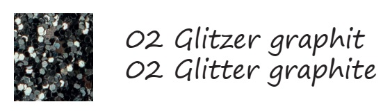 glitter-graphite