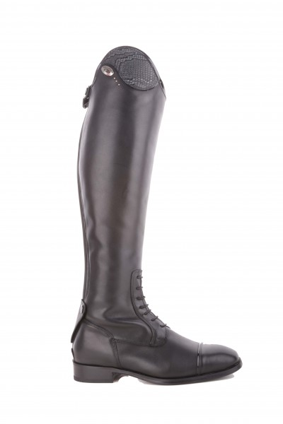 DeNiro show jumping boots Salentino 40 (47,5/39,7) in smooth black