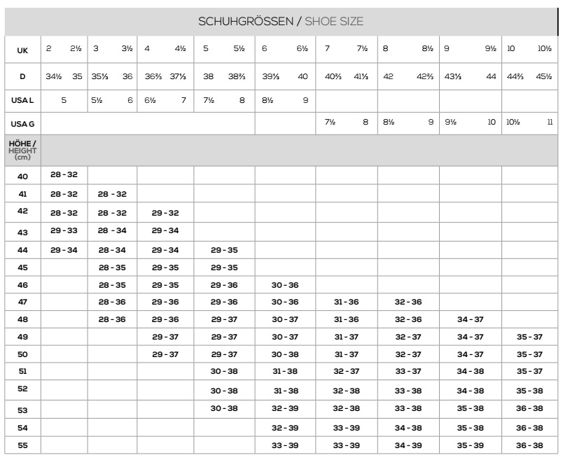 Cavallo-Linus-Slim-Tabelle-Neu