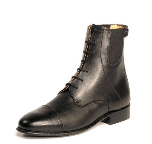Petrie Professional Jodhpur riding boot with zip and laces