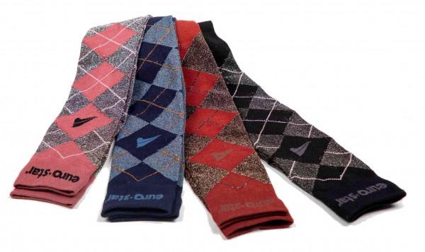 Euro-Star glitter socks ES-Aily