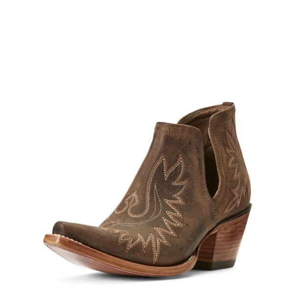 Ariat Fashion Westernstiefel Dixon weathered brown