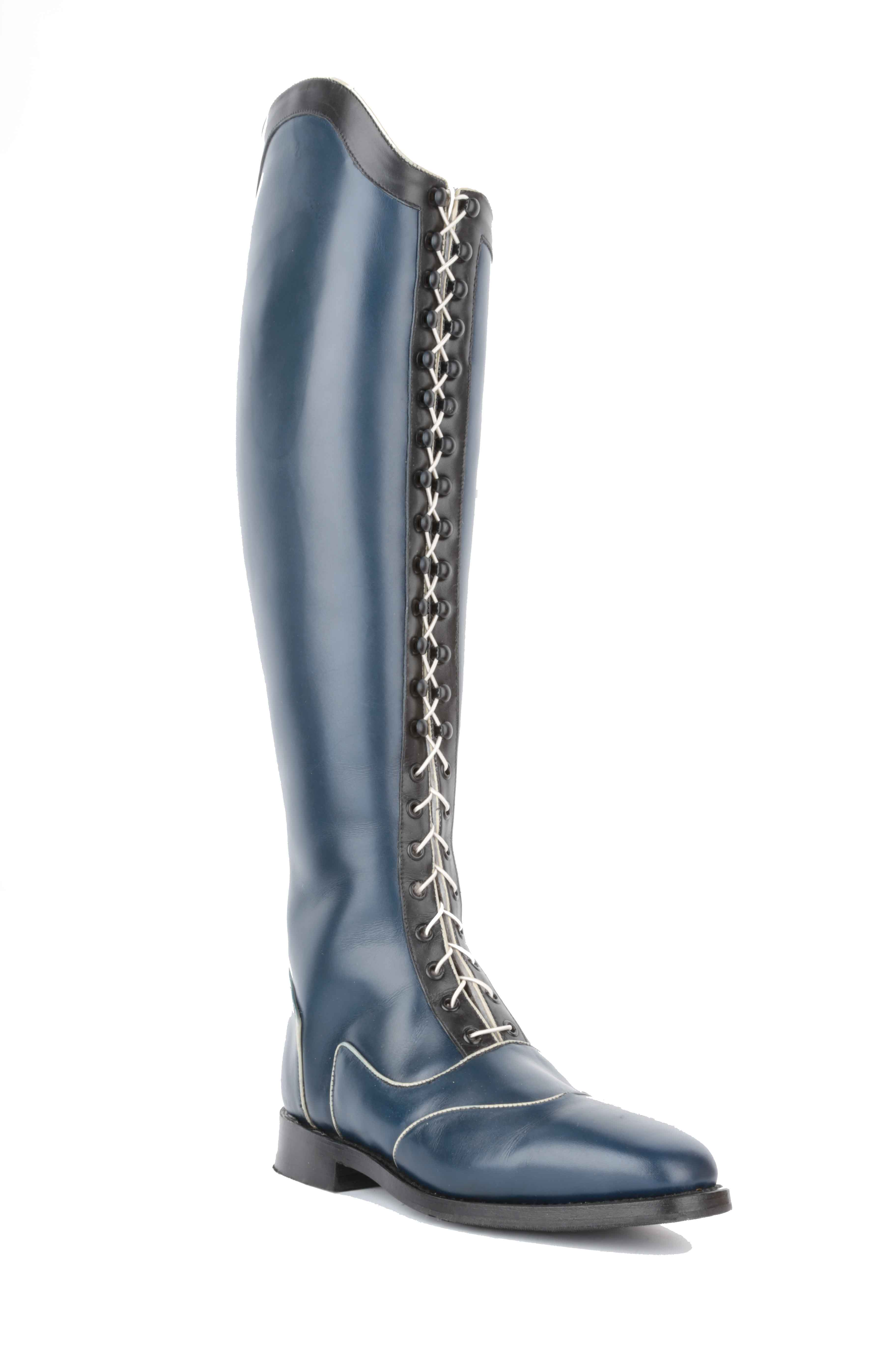 K 246 Nigs Polo Spezial Riding Boot With Complete Lacing