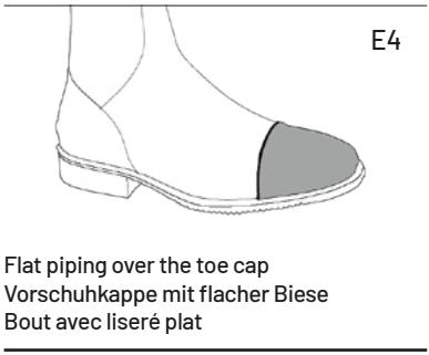 Zehenkappe-E4