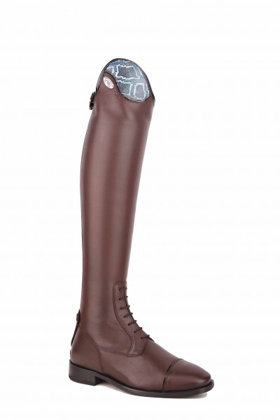 DeNiro show jumping boots Salentino 41 (50/33,5) in smooth brown