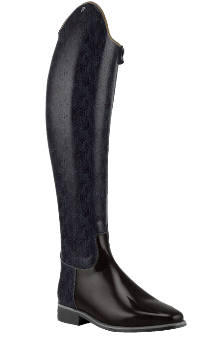 Honeycomb-grey-stiefel