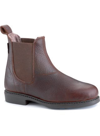 Hobo Winter Reitstiefelette Snugly Orthos