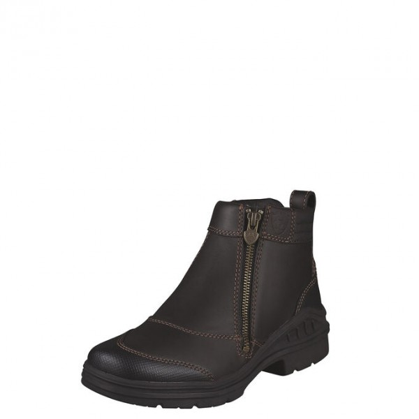 Ariat Womens Barnyard side zip
