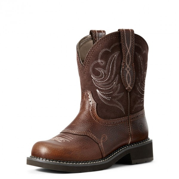 Ariat Western riding boot Fatbaby Heritage Dapper