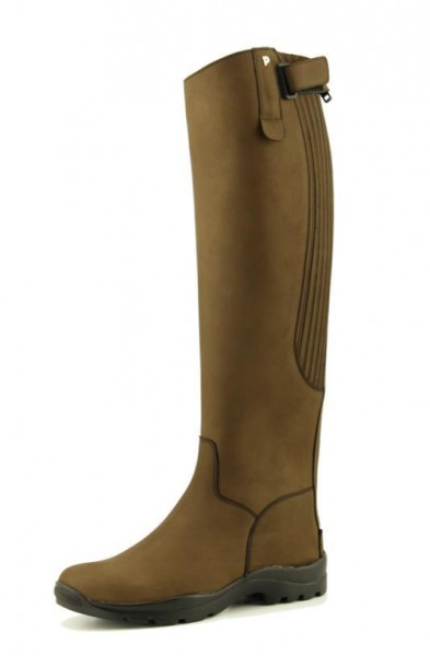 Petrie nubuck riding boot Freerider Winter