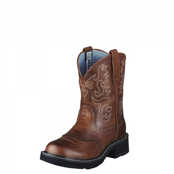 Ariat Western riding boot Fatbaby Saddle