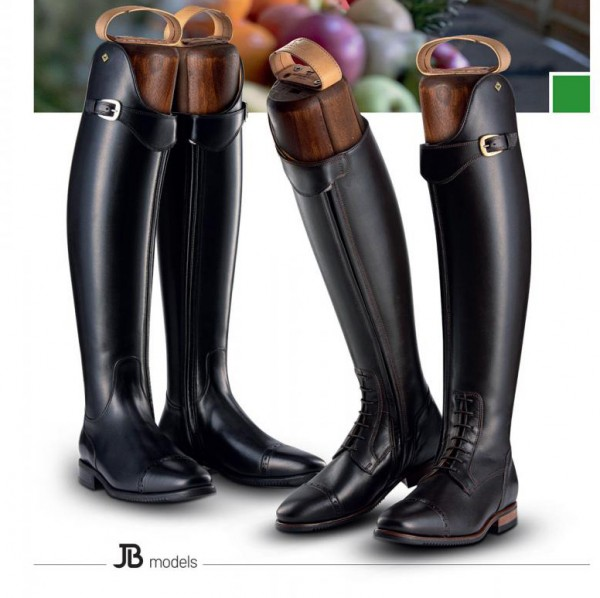 DeNiro Green JB riding boots (configurator)