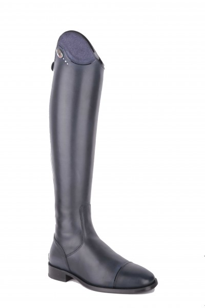 DeNiro show jumping boots Salentino 38 (46,5/34) in smooth blue