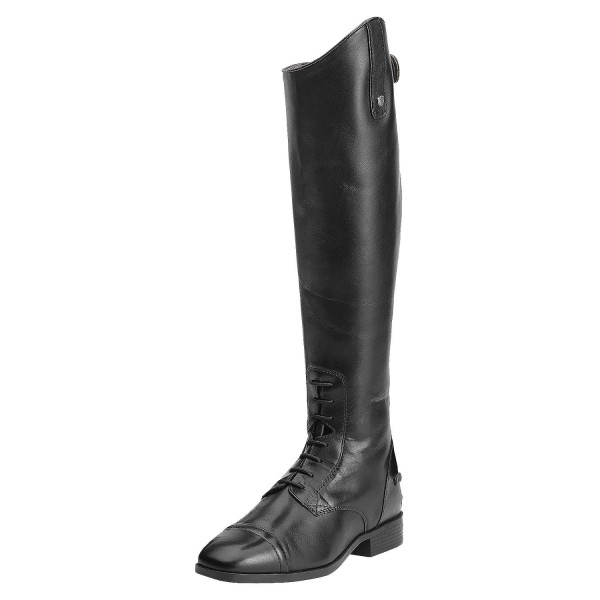 Ariat Womens Challenge Contour Square Toe Field Zip Reitstiefel