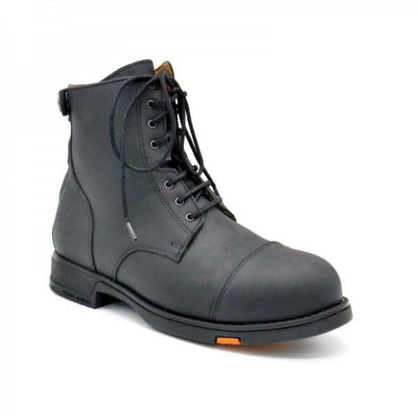Hobo Stiefelette Safety Lacer mit Stahlkappe
