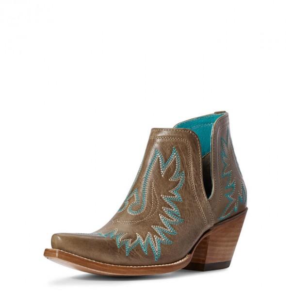 Ariat Fashion Westernstiefel Dixon ash brown