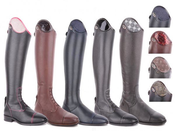 DeNiro Salentino riding boots (configurator)
