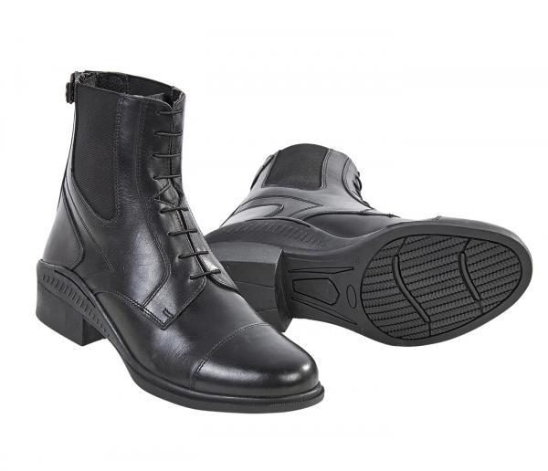 Busse Lace boots Sacramento