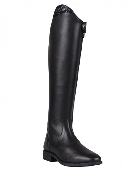 QHP leather dressage riding boot Yuna